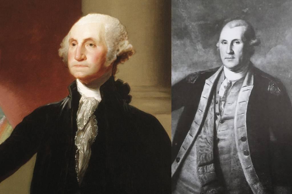 Sabías que… George Washington tuvo dentadura de marfil de elefante y colmillo de hipopótamo, entre otras.