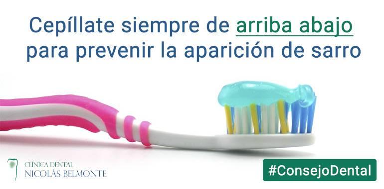 Consigue un cepillado dental perfecto