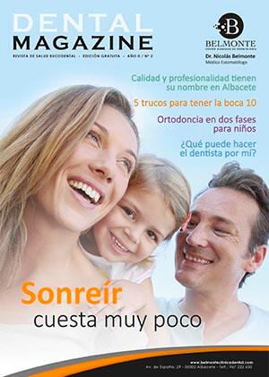 Revista Belmonte Nicolás de Salud Bucodental - Nº2