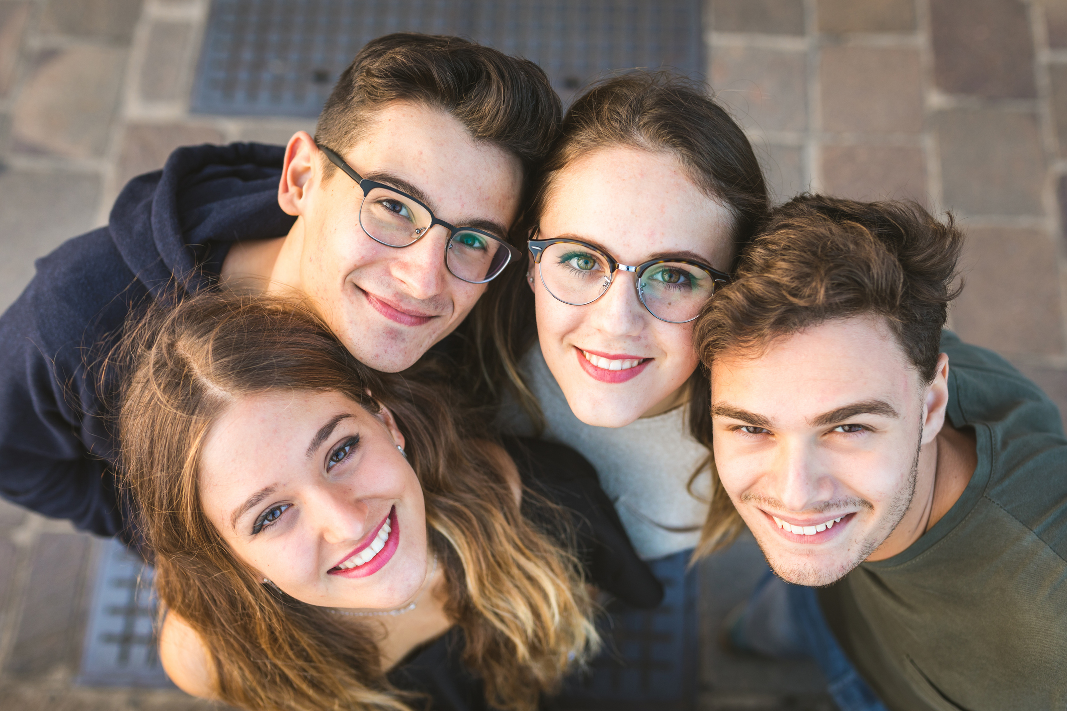 Consejos de higiene bucodental durante la adolescencia