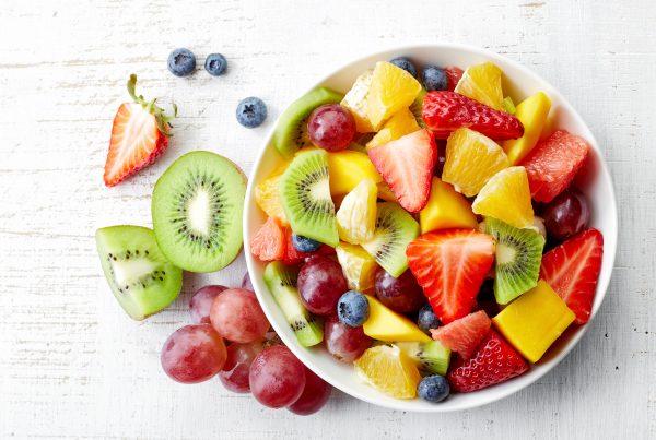 Alimentos que cuidan de tu sonrisa