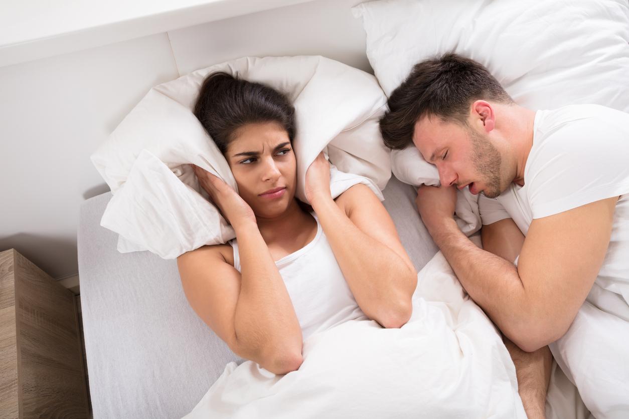 apnea del sueño, trastornos del sueño