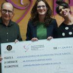El Centro Avanzado de Odontología Belmonte colabora con la Asociación de Esclerosis Múltiple de Albacete