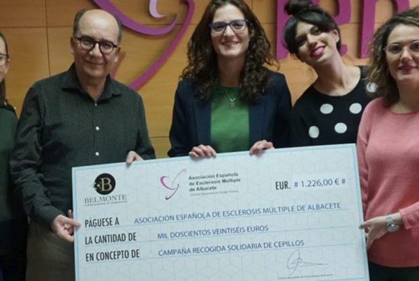 esclerosis múltiple en Albacete