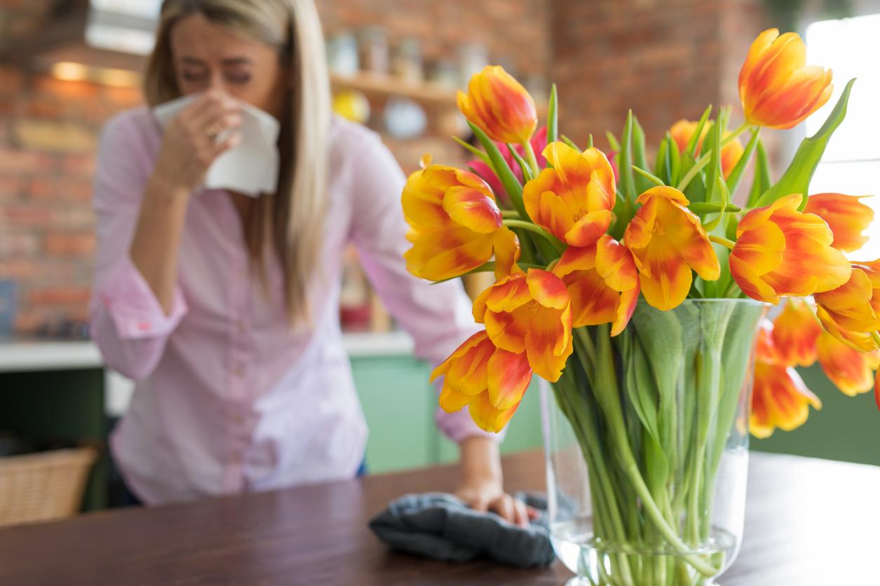 alergia y COVID-19