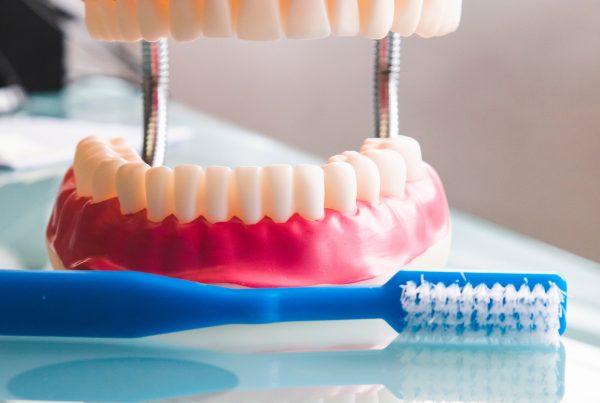 siete errores del cepillado dental