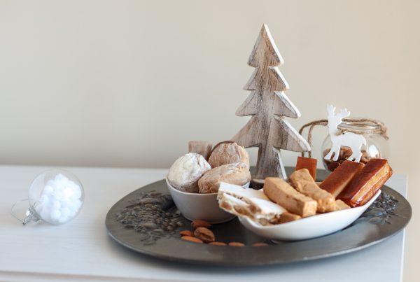 Alimentos navideños que dañan los dientes