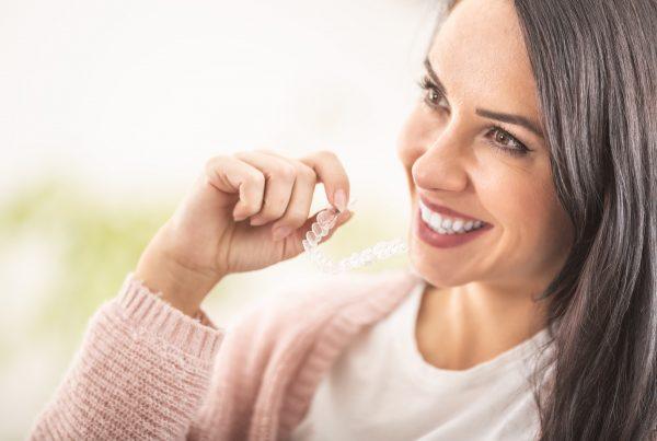 ortodoncia invisible sin supervisión